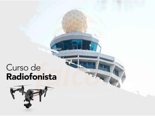 Curso de Calificación de Radiofonista Drones