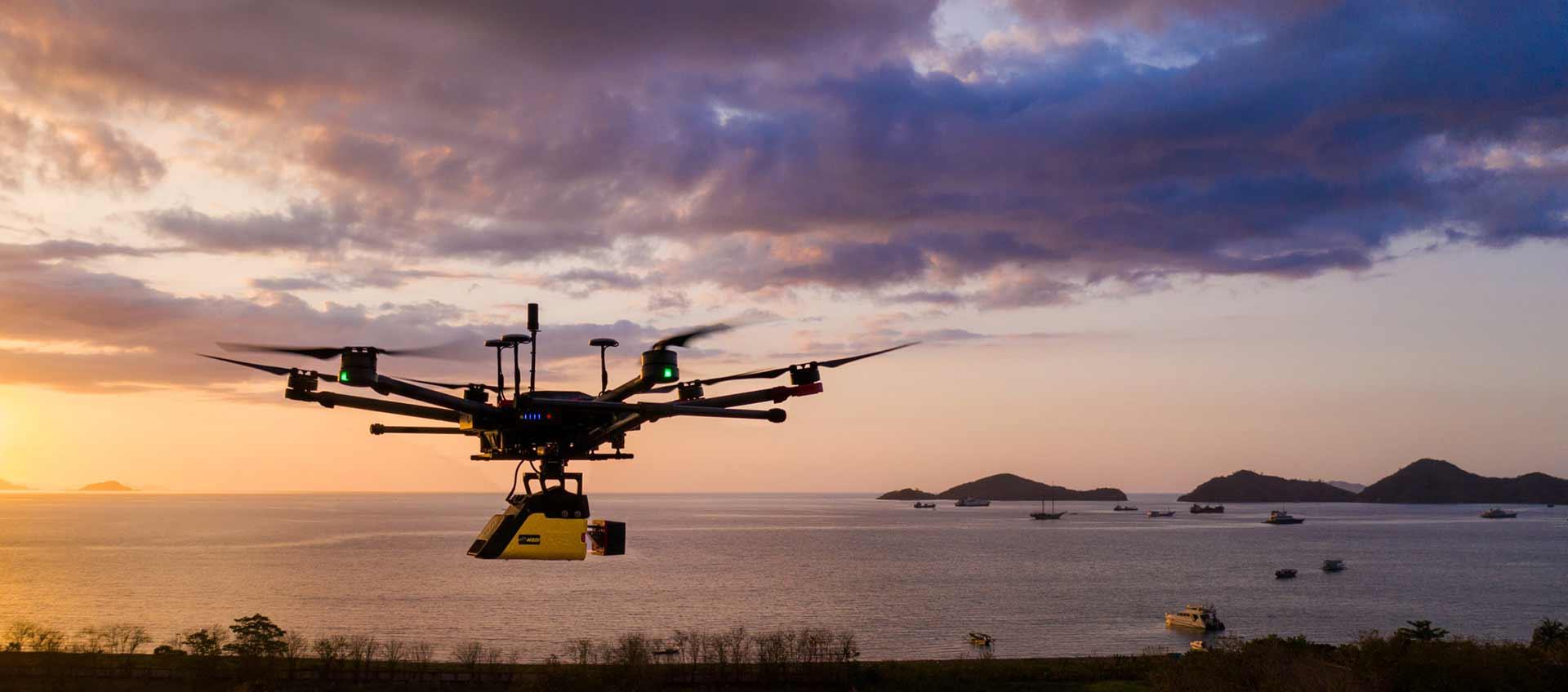 Curso Dron Categoría Abierta